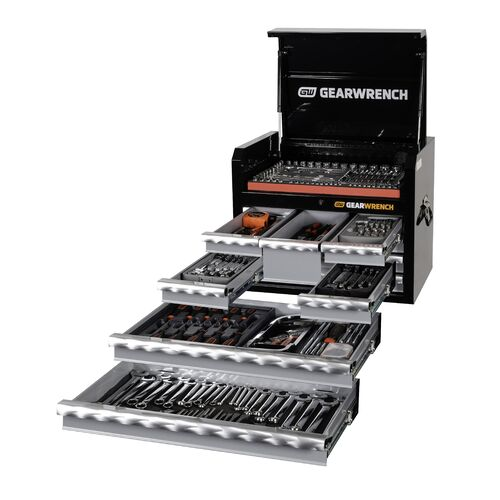 248 Tool Set 245Pc - 7 Drawer Deep Chest Kit 89914