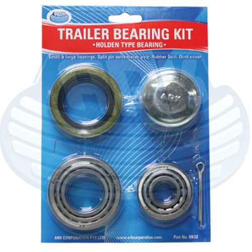 ARK TRAILER WHEEL BEARING KIT SUITS FORD HUBS (BK35)