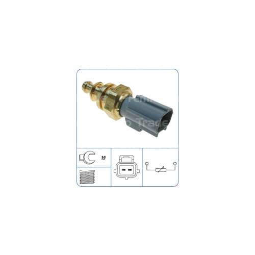 FAE Coolant Temperature Engine ECU Sensor (CTS-041) suits COOLANT TEMP SENSOR
