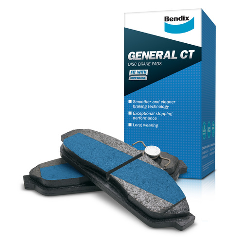 Bendix General CT Front Brake Pads DB1177GCT