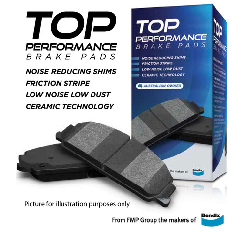 DB1405B Protex Blue Brake Pads