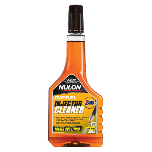 Nulon  Diesel Injector Cleaner  300 ml Bottle  DIC