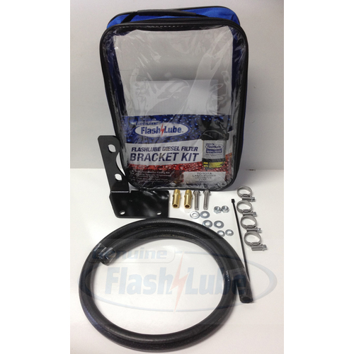 Flashlube Diesel Filter Kit (Vehicle Specific) FLBKT04