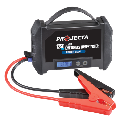 PROJECTA  Emergency Jumpstarter 12v 1250a Lithium Start    LS1250