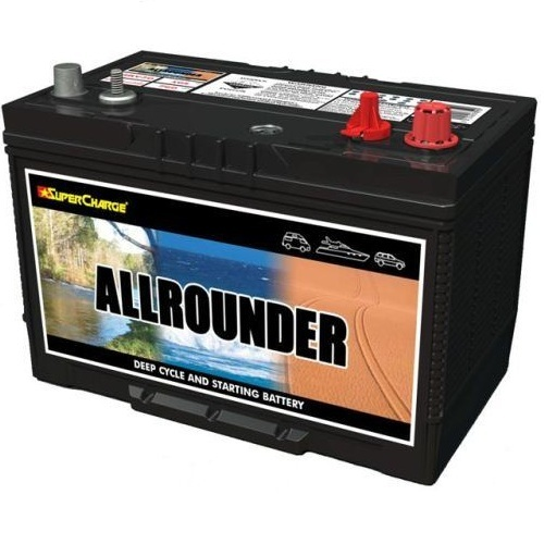 Supercharge Allrounder Marine Battery CCA (MRV48)