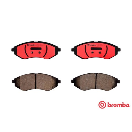 Brembo Front Genuine Brake Disc Pads P24048N (DB1725) suits KALOS T200, BARINA TK 12/05 on