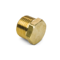 Prospeed Hex Plug 3/8in Brass Fitting (PS-000132)