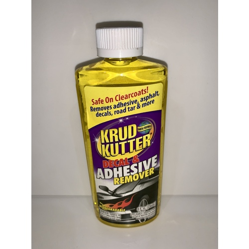 Krud Cutter  Decal and Adhesive Remover  236mL 302819