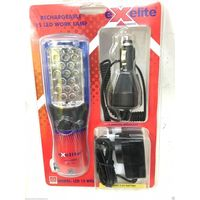Exelite WORK LIGHT 15 LED RECHARGEABLE (TOE-15WKL)