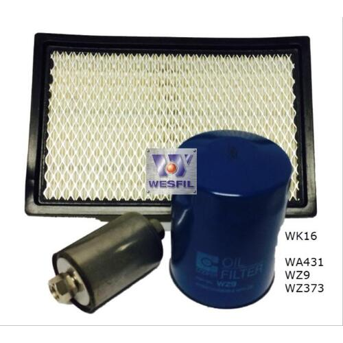 Wesfil  Filter Service Kit    WK16   suits Ford Falcon