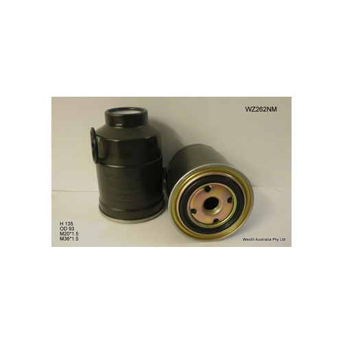 Nippon Max Diesel Fuel Filter (WZ262NM) suits Z262 ASIA/